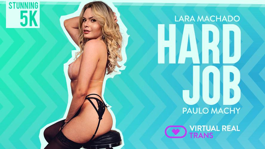 VR Porn Hard Job 5K 3D
