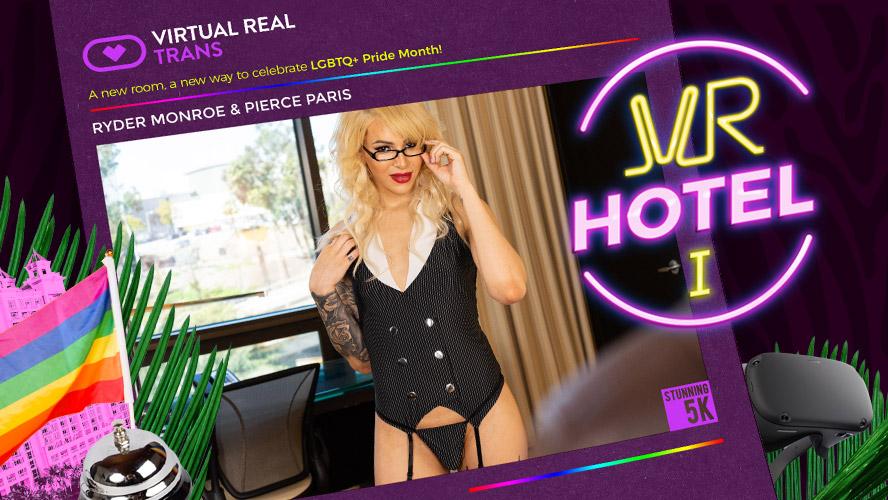 VirtualRealTrans - VR Hotel 1