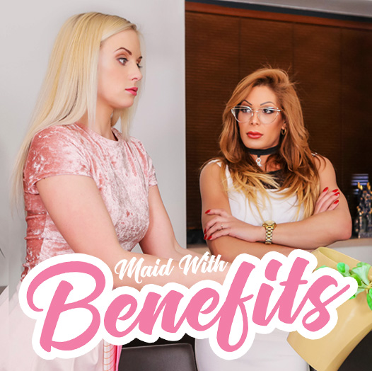 Maid with Benefits cover