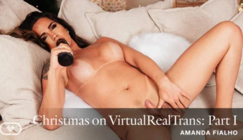 VirtualRealTrans - Xmas On VirtualRealTrans Part 1 poster